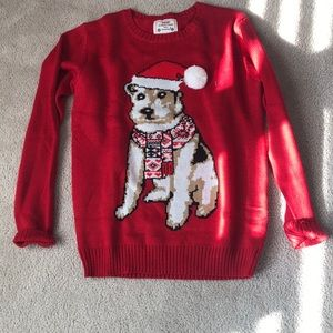 Christmas sweater from daisy boutique